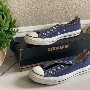 Unisex Blue Converse